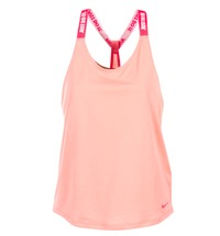 textil Dame Toppe / T-shirts uden ærmer Nike NIKE DRY TANK ELASTIKA Pink / Rød