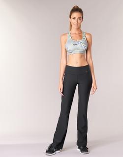 textil Dame Træningsbukser Nike POWER LEGEND PANT Sort / Grå