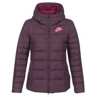 textil Dame Dynejakker Nike DOWN FILL JKT Bordeaux / Pink