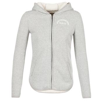 textil Dame Sweatshirts Roxy SWEET FEELING Grå