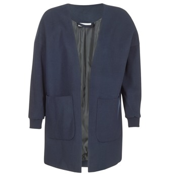 textil Dame Veste / Cardigans Noisy May CARRY Marineblå