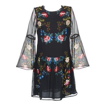 textil Dame Korte kjoler Derhy DANEMARK Sort