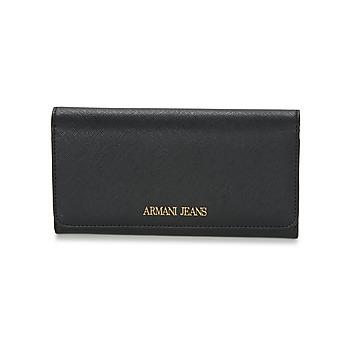 Tasker Dame Tegnebøger Armani jeans SALDI Sort