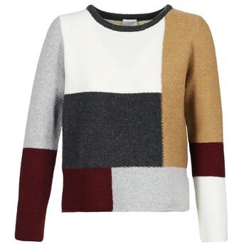 textil Dame Pullovere Vila VIPLACEIT Brun