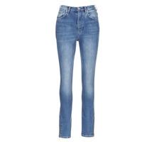 textil Dame Smalle jeans Pepe jeans GLADIS Ga7 / Blå / Lys