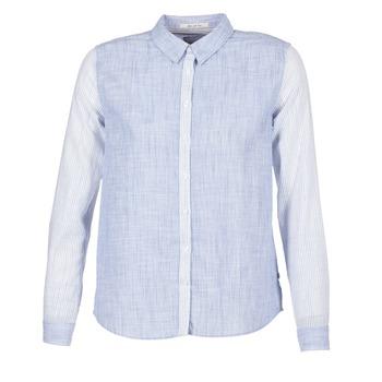 textil Dame Skjorter / Skjortebluser Pepe jeans CRIS Blå