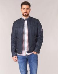 textil Herre Jakker Pepe jeans RACER Marineblå