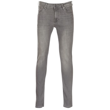 textil Herre Smalle jeans Jack & Jones LIAM Grå
