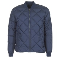 textil Herre Dynejakker Jack & Jones SOUTH ORIGINALS Marineblå