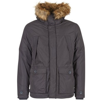 textil Herre Parkaer Jack & Jones MOUNTAIN ORIGINALS Grå