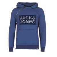 textil Herre Sweatshirts Jack & Jones KALVO CORE Blå