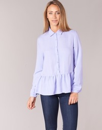 textil Dame Toppe / Bluser Betty London IHALONI Blå