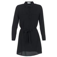 textil Dame Korte kjoler Casual Attitude HONIRE Sort