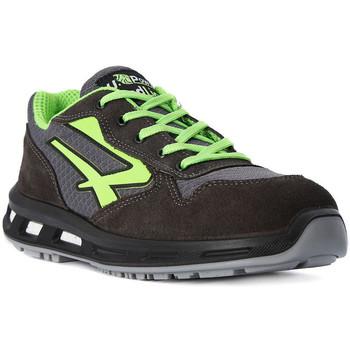 Sko Herre Lave sneakers U Power POINT Nero