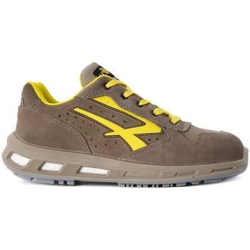 Sko Herre Lave sneakers U Power ADVENTURE Nero
