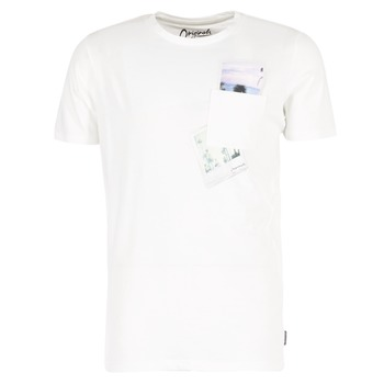 T-shirts m. korte ærmer Jack Jones CHECK ORIGINALS
