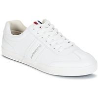 Sko Dame Lave sneakers Superdry COURT CLASSIC SLEEK TRAINER Hvid