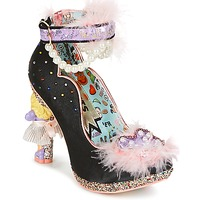 Sko Dame Pumps Irregular Choice ALL ABOUT MOI Sort