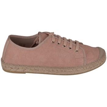 Sko Dame Lave sneakers La Maison De L'espadrille Sneakers 1047 Multi Flerfarvet