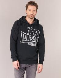 textil Herre Sweatshirts Lonsdale TADLEY Sort