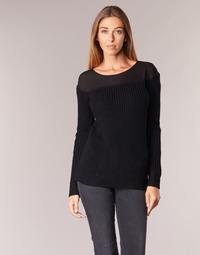 textil Dame Pullovere Armani jeans LAMOC Sort