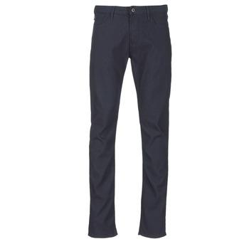 textil Herre Lærredsbukser Armani jeans GOURNA Blå