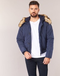 textil Herre Dynejakker Armani jeans GNAN Marineblå