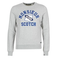 textil Herre Sweatshirts Scotch & Soda JARISCO Grå