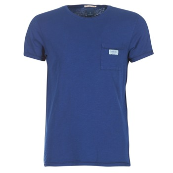textil Herre T-shirts m. korte ærmer Scotch & Soda JURISCU Marineblå