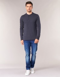 textil Herre Lige jeans Scotch & Soda RALSTON Blå / Medium