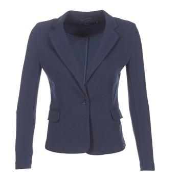 textil Dame Jakker / Blazere Vero Moda JULIA Marineblå