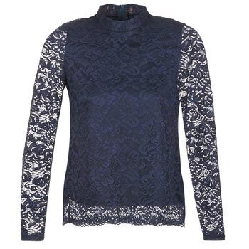 textil Dame Toppe / Bluser Vero Moda FREJA Marineblå
