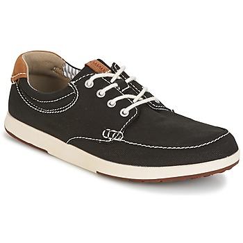 Sko Herre Lave sneakers Clarks Norwin Vibe Sort