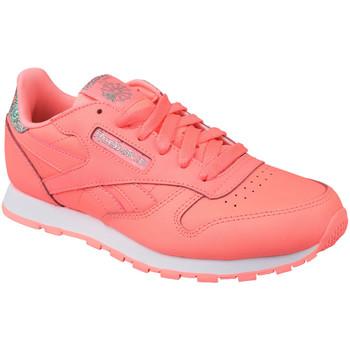 Sko Børn Lave sneakers Reebok Sport Classic Leather BS8981 Pink