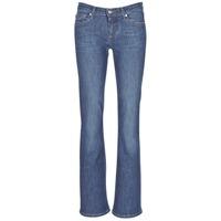 textil Dame Bootcut jeans Yurban HEKIKOU Blå / MEDIUM
