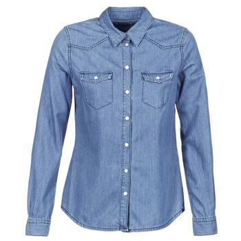 textil Dame Skjorter / Skjortebluser Yurban IHEFOU Blå