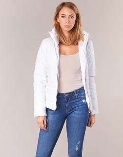 textil Dame Dynejakker Only BROOKE Hvid