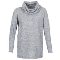 textil Dame Pullovere Only IDA Grå