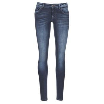 textil Dame Smalle jeans Only DYLAN Blå / Mørk