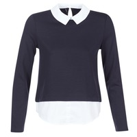 textil Dame Toppe / Bluser Only CALLY Marineblå