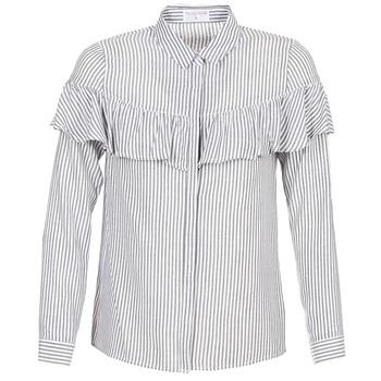 textil Dame Skjorter / Skjortebluser Moony Mood HALIS Hvid