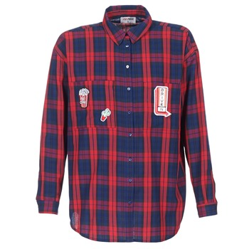 textil Dame Skjorter / Skjortebluser Yurban HERDON Rød