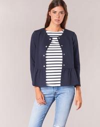 textil Dame Jakker / Blazere Betty London HABOUME Marineblå