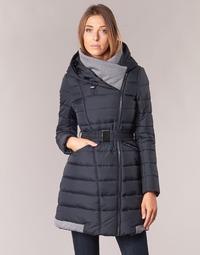 textil Dame Dynejakker Casual Attitude HAZETTE Marineblå