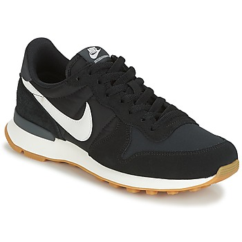 Sko Dame Lave sneakers Nike INTERNATIONALIST W Sort / Hvid