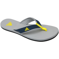 Sko Børn Flip flops adidas Originals Beach Thong Jr  S80628 Blue,Grey,Yellow