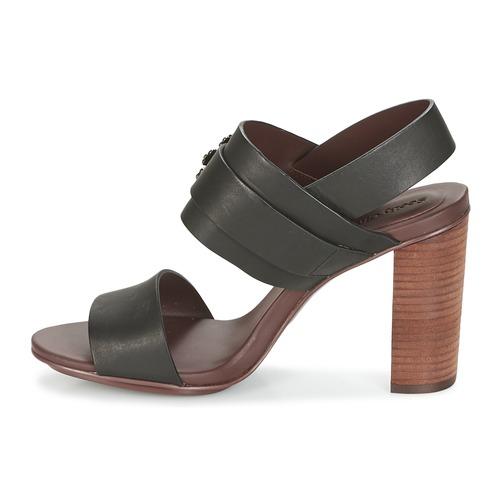 SB30123  See by Chloé  sandaler  dame  sort vuEpc