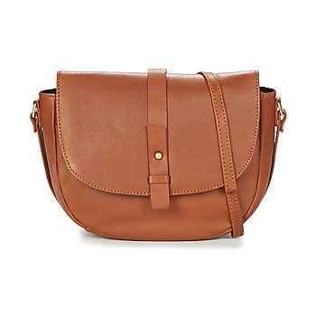 Tasker Dame Skuldertasker Betty London LUISA Cognac