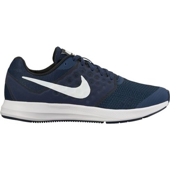 Sko Børn Fitness / Trainer Nike Downshifter 7 (GS) Running Shoe AZUL