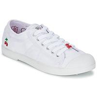 Sko Dame Lave sneakers Le Temps des Cerises BASIC 02 Hvid